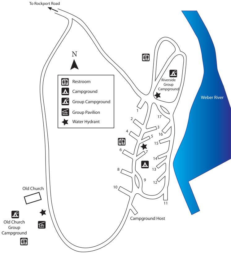 Publications Utah State Parks: Rockport State Park Map At Codeve.org