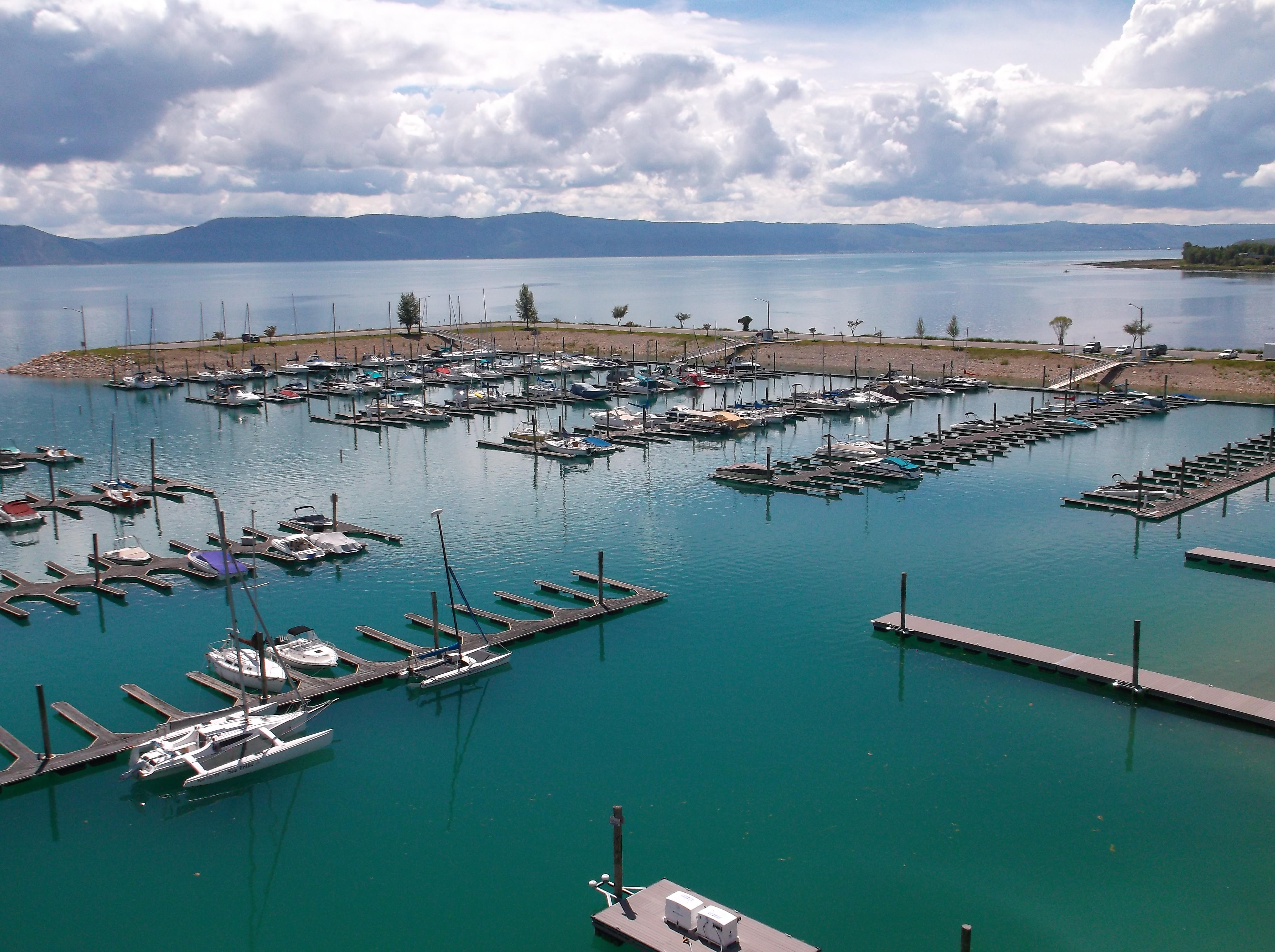 Bear Lake Marina - 1