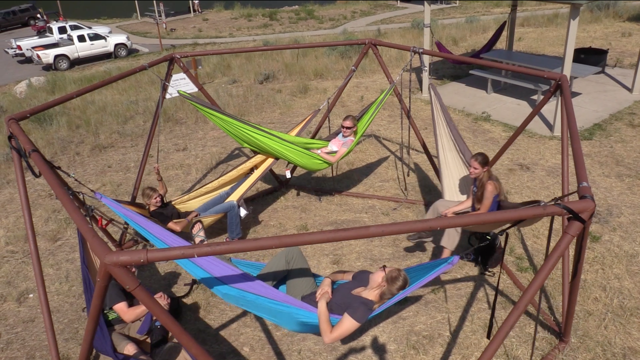 to hammock a camp backpacking how kammok with hammocks of roo cleverhiker best