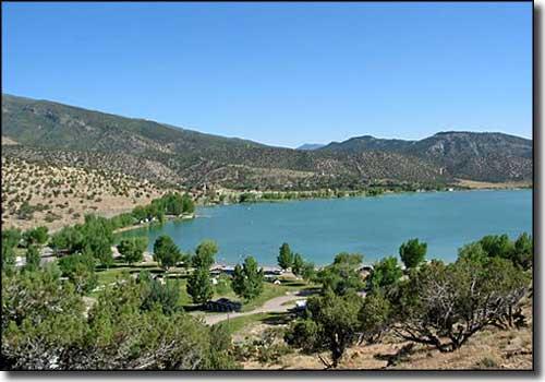 Palisade State Park Utah State Parks
