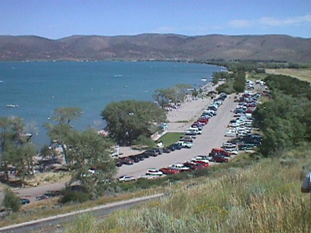 Bear Lake Rendezvous Beach Day Use
