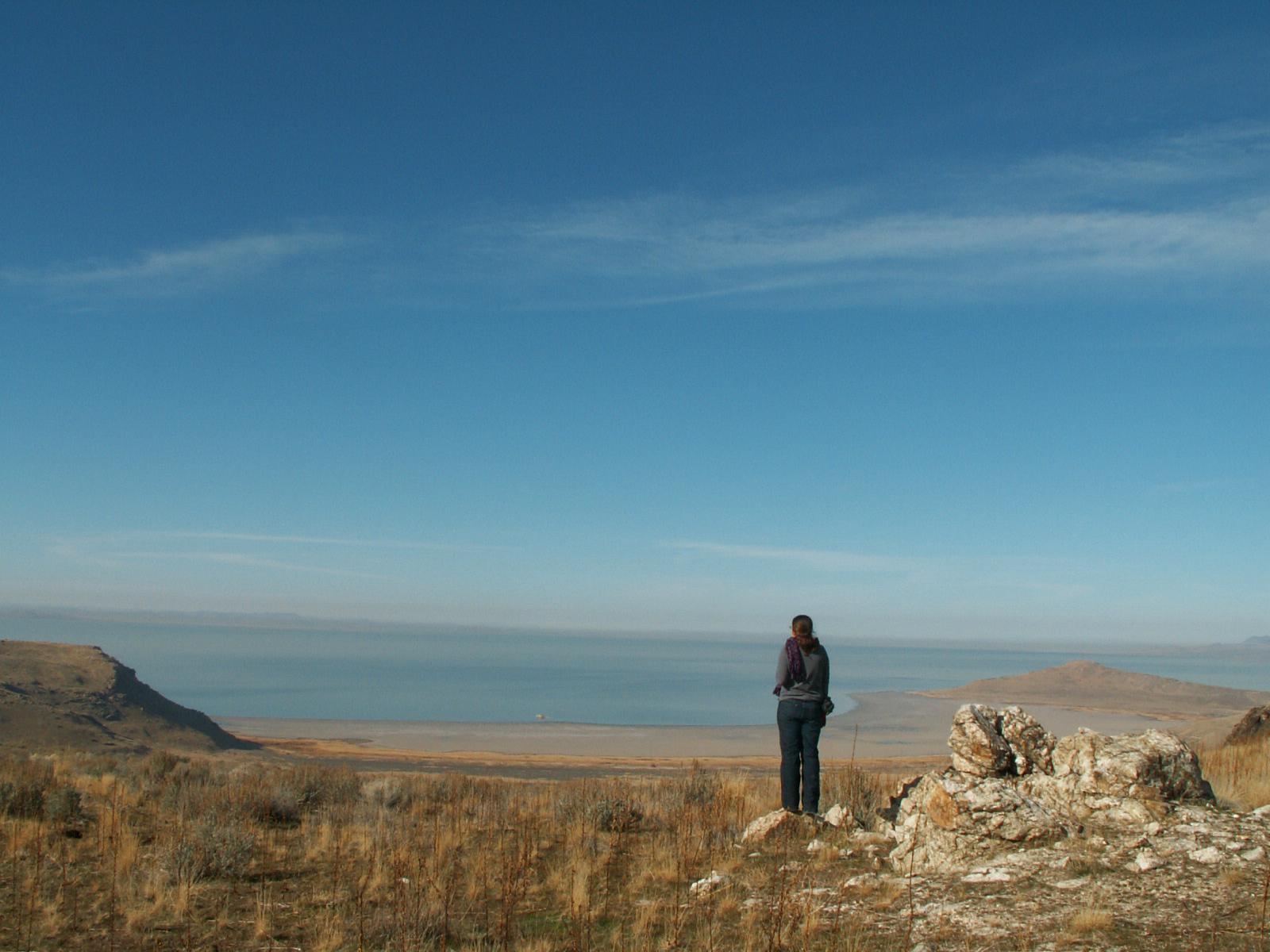 Antelope Island State Park Utah The Push