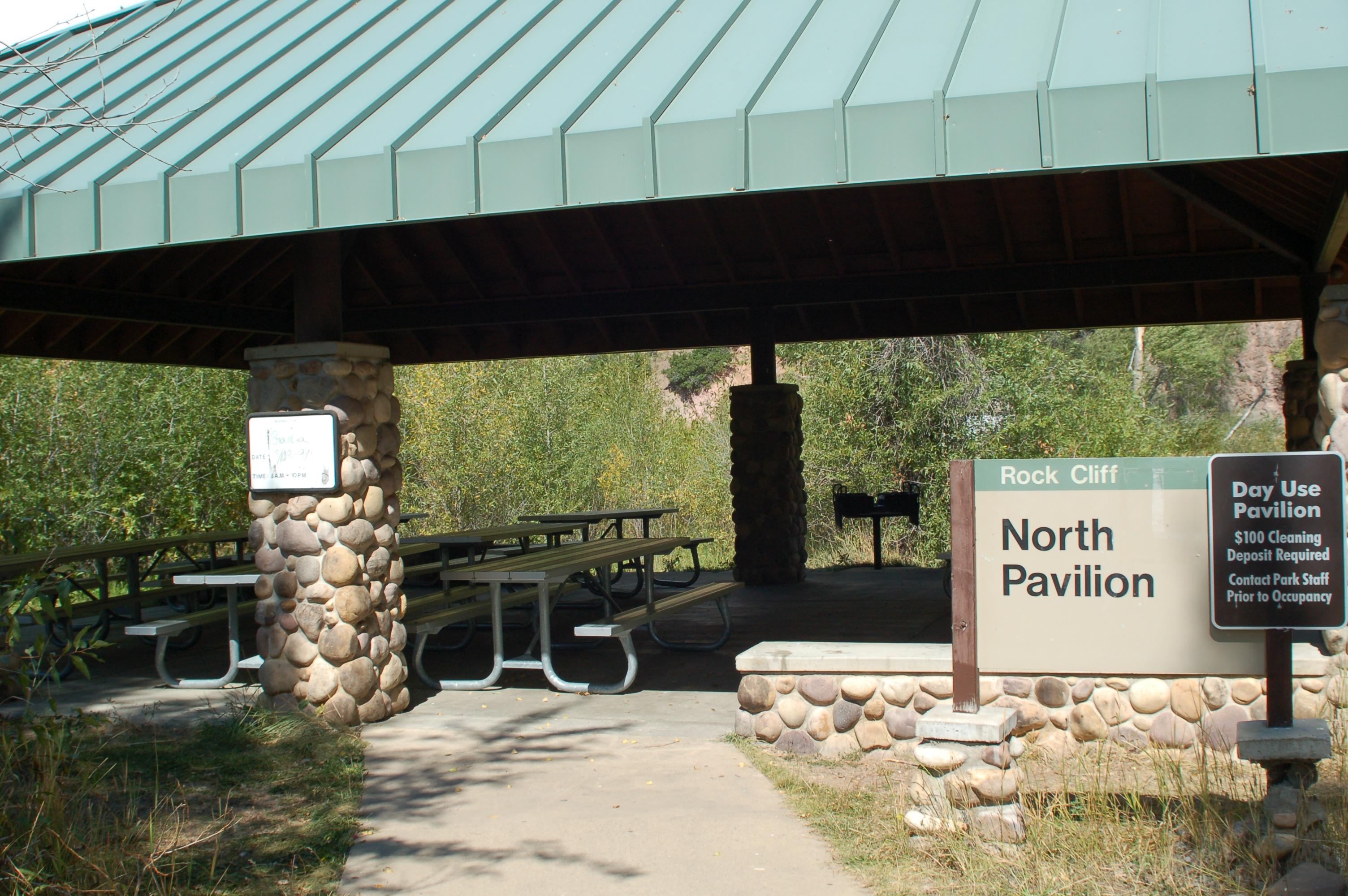 North Pavilion a