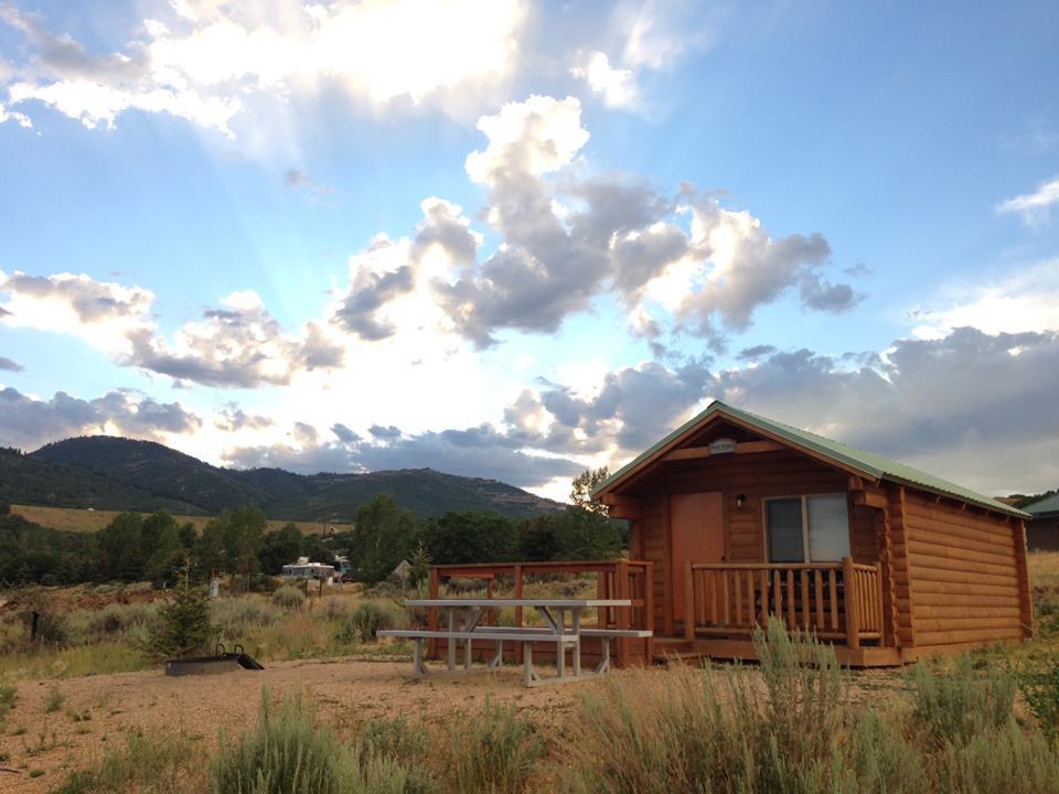 Cabins Utah State Parks