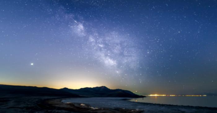 Antelope Island Is Dark Sky Certified Utah State Parks - Bortle dark sky scale map