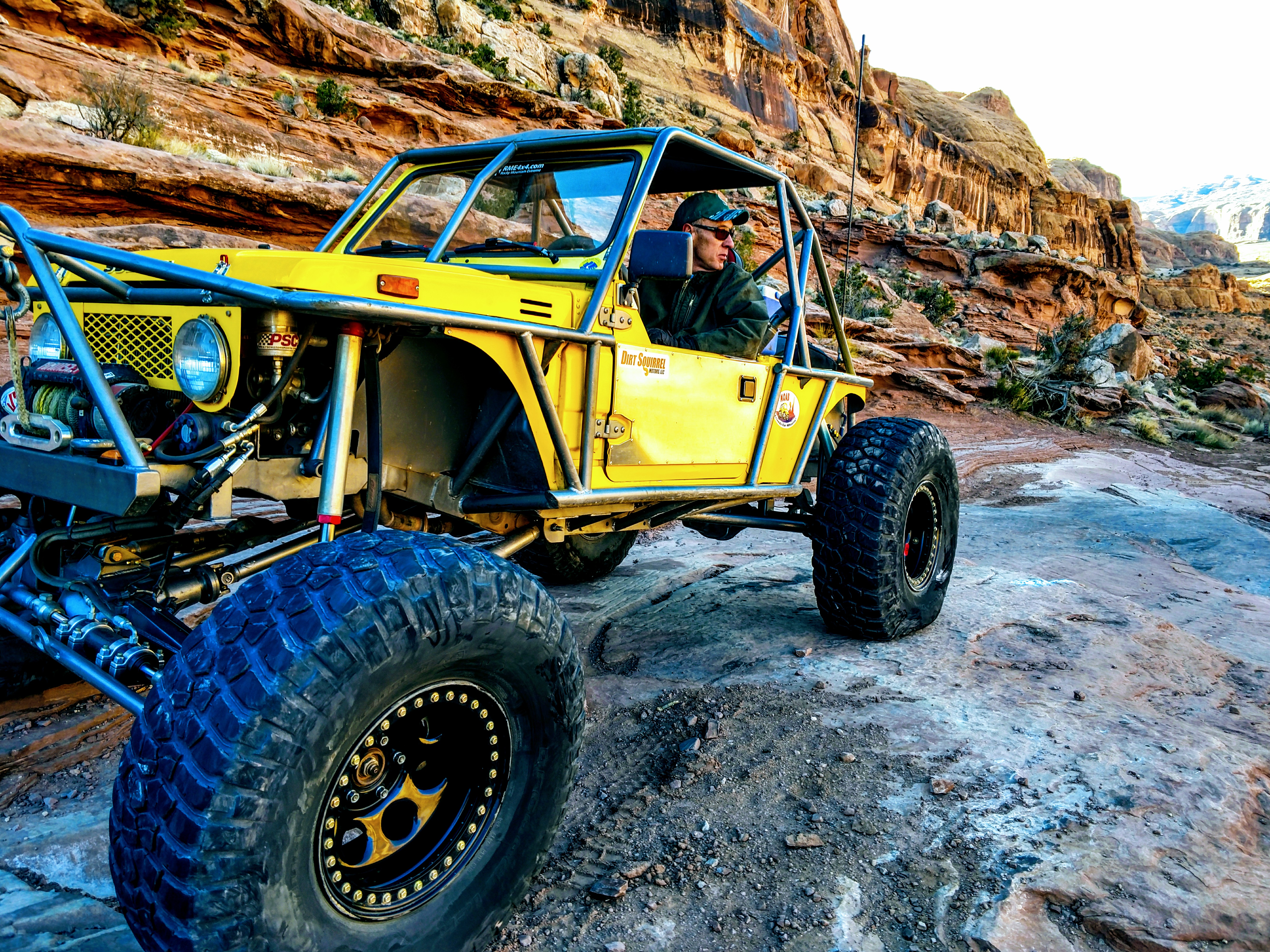 Moab Friends for Wheelin Crawls Into 2018 With Trail Project