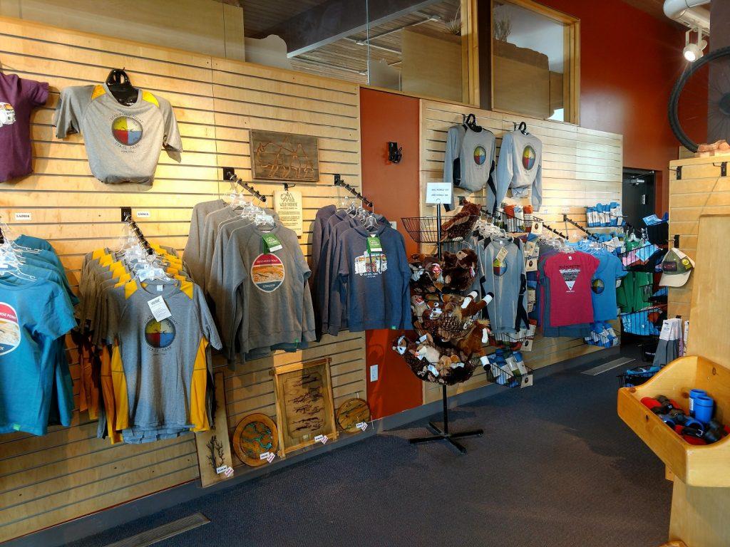 Gift Shop Utah State Parks