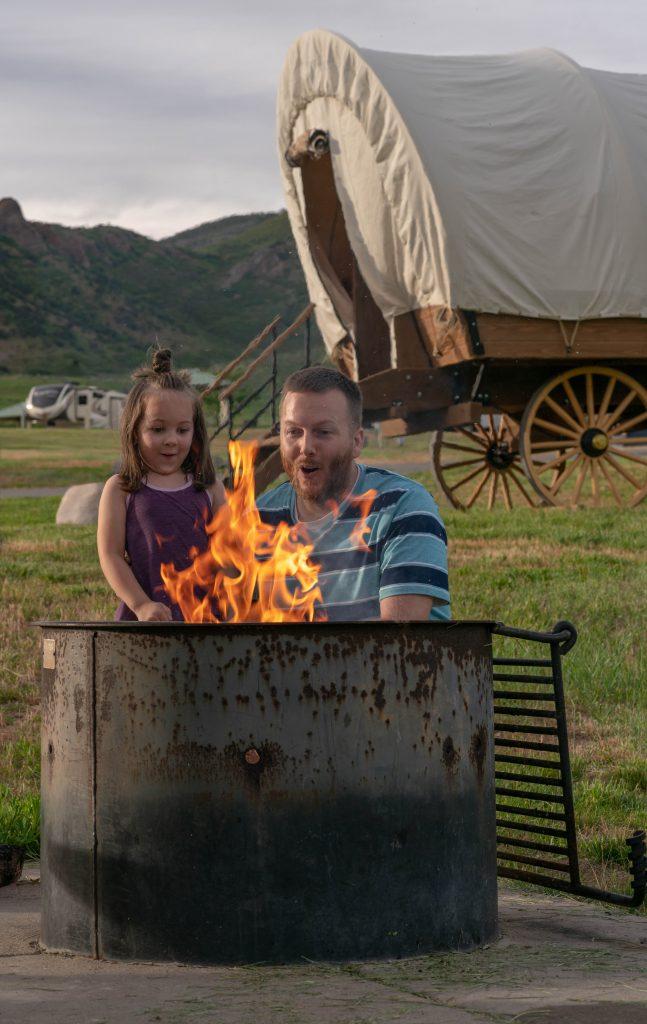 conestoga wagon east canyon