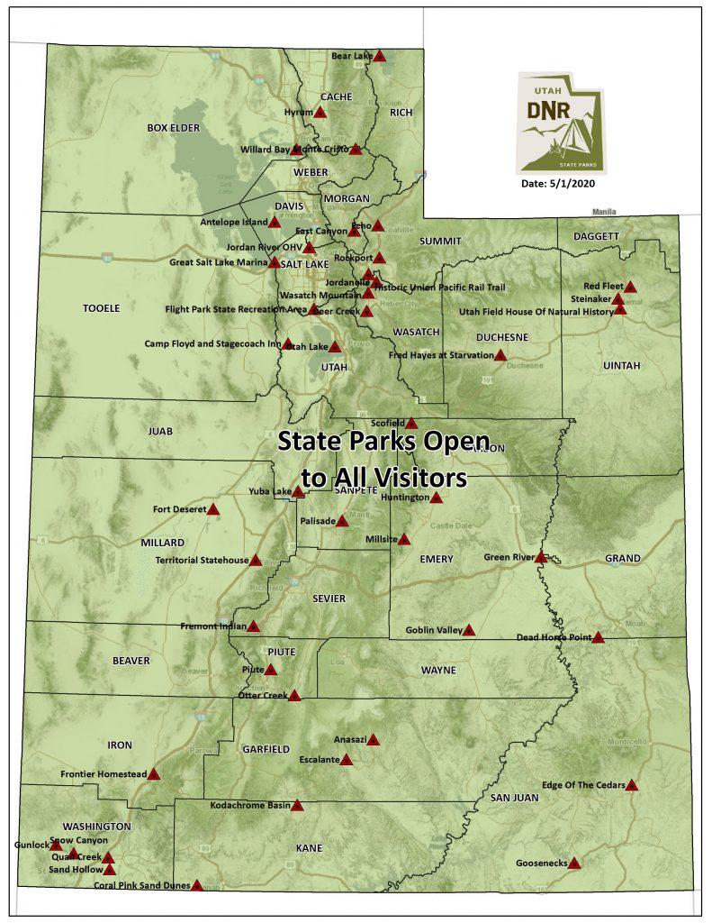 COVID Map 5/1/2020