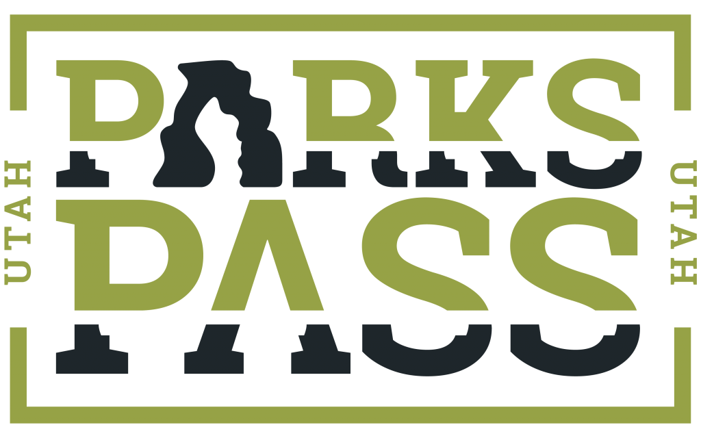 This image has an empty alt attribute; its file name is parkspass-utah-logo-01-1024x640.png